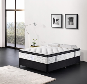 Breeze Queen Mattress Bed Memory Foam Eu