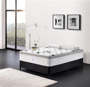 Breeze King Mattress Bed Cool Gel Infuse