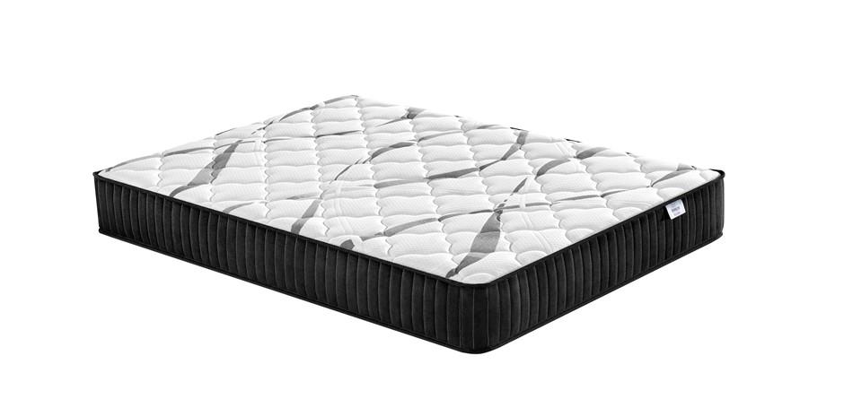 Breeze Queen Premium Firm Pocket Spring Mattress Bed 26cm High Density Foam