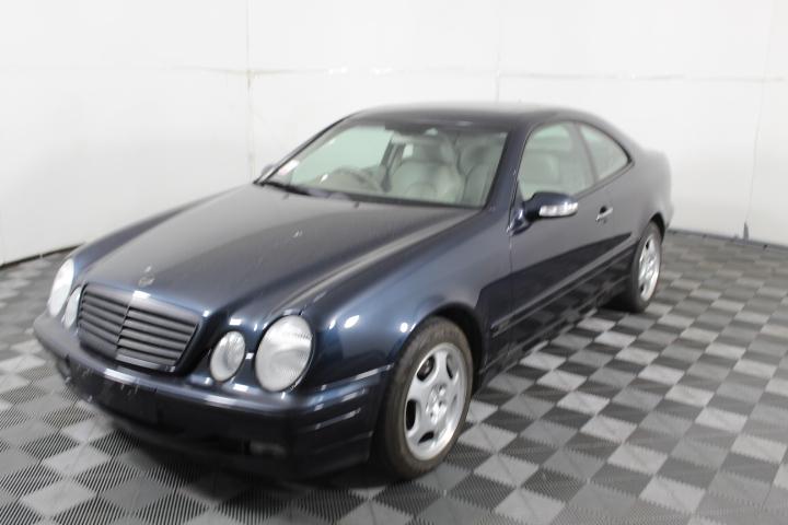 2001 Mercedes Benz CLK320 Automatic Coupe