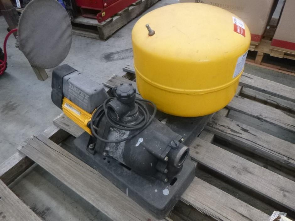 Davey Dynajet X90 Water Pump