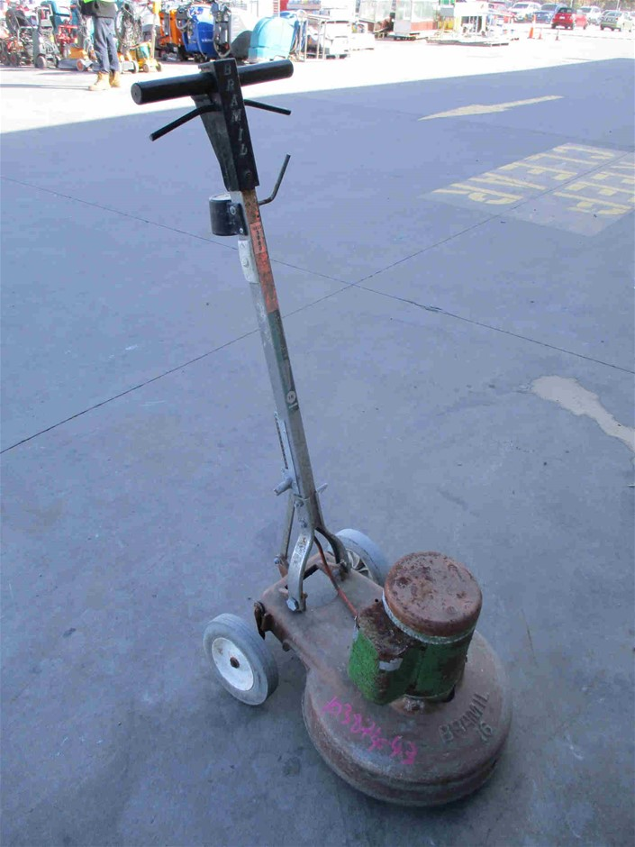 Bramill Series 3000 Electric Floor Polisher