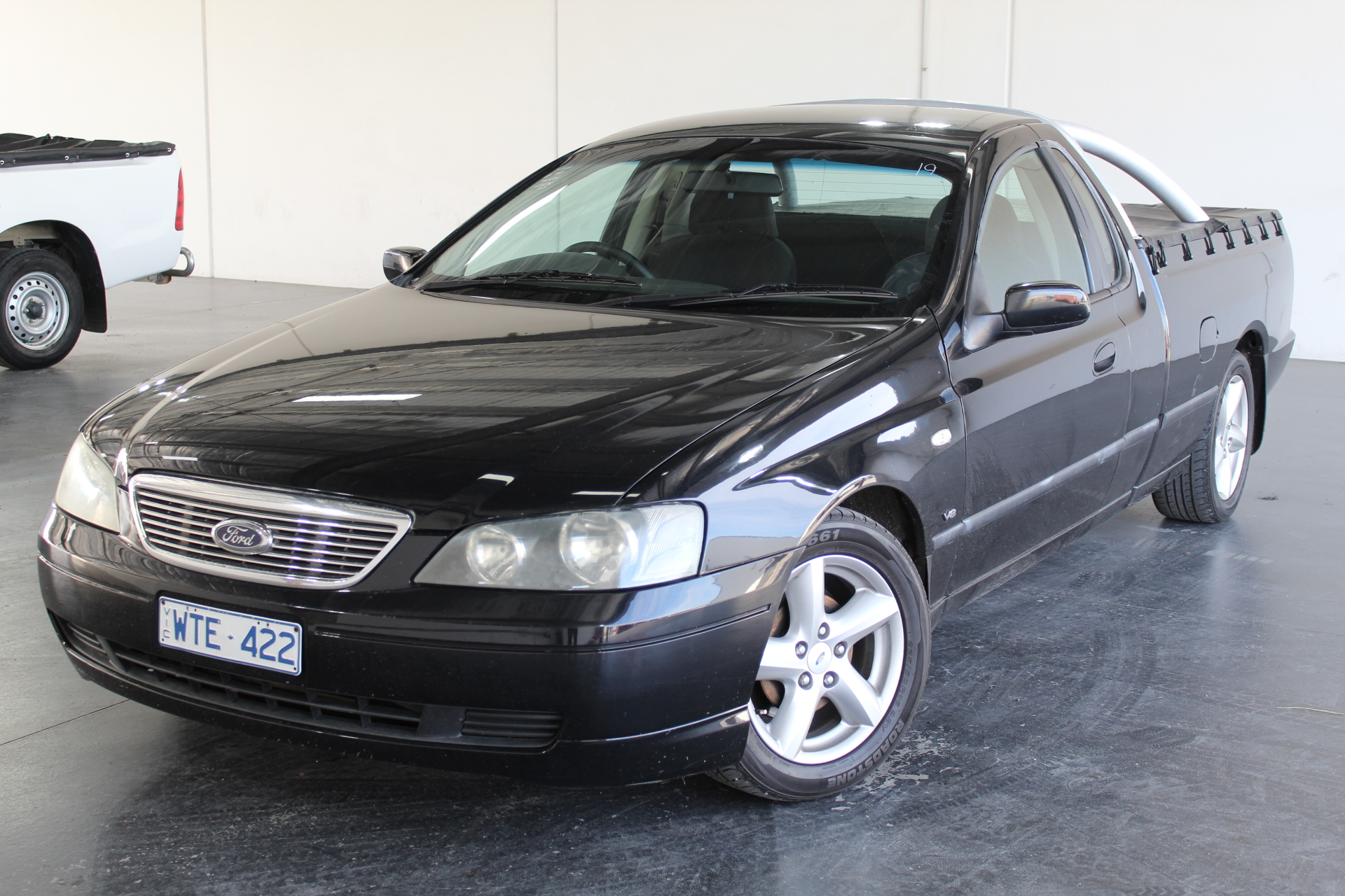 2003 Ford Falcon XLS BA Automatic Ute
