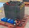 Bulk Lot Assorted Forklift Parts/ Accessories
