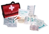 TRAFALGAR 104pc General Purpose First Aid Kit in Soft Carry Case. Buyers No