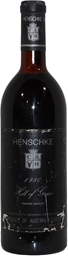 Henschke Hill of Grace Shiraz 1980 (1x 750mL), Eden Valley. Cork.