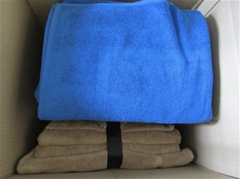 Quantity of Towels