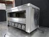 Woodson W.GTQI8S.10 C Salamander Toaster