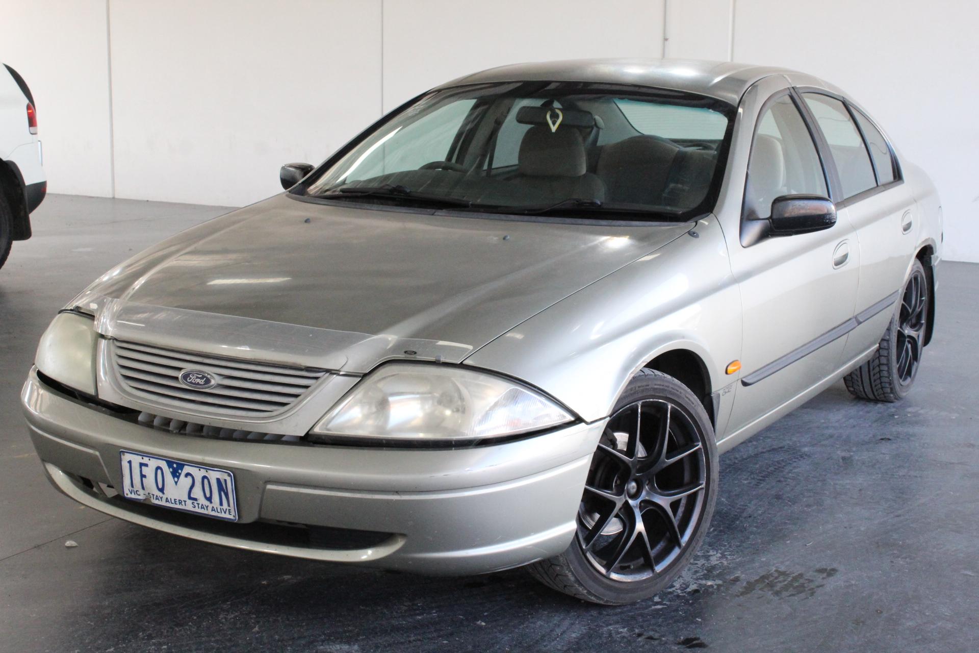 2000 Ford Falcon Forte AUII Automatic Sedan