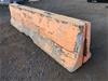 3.6m Concrete Barrier