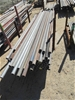 Quantity of Assorted Sized Scaffolding Poles