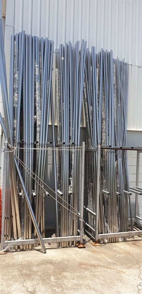 Qty 5 x 4m Lengths 32mm, 316 Stainless Steel Tubing