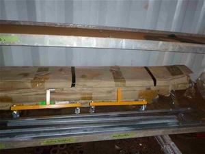5x 1.8 x 1.3 Steel Welding Screen Frames