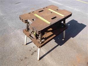 Ryobi Folding Work Bench