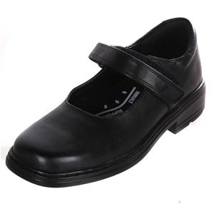 CLARKS Girls Imagine Leather School Shoe