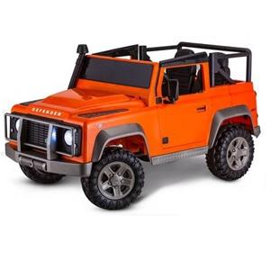 KIDTRAX Land Rover Defender Vehicle, 12V