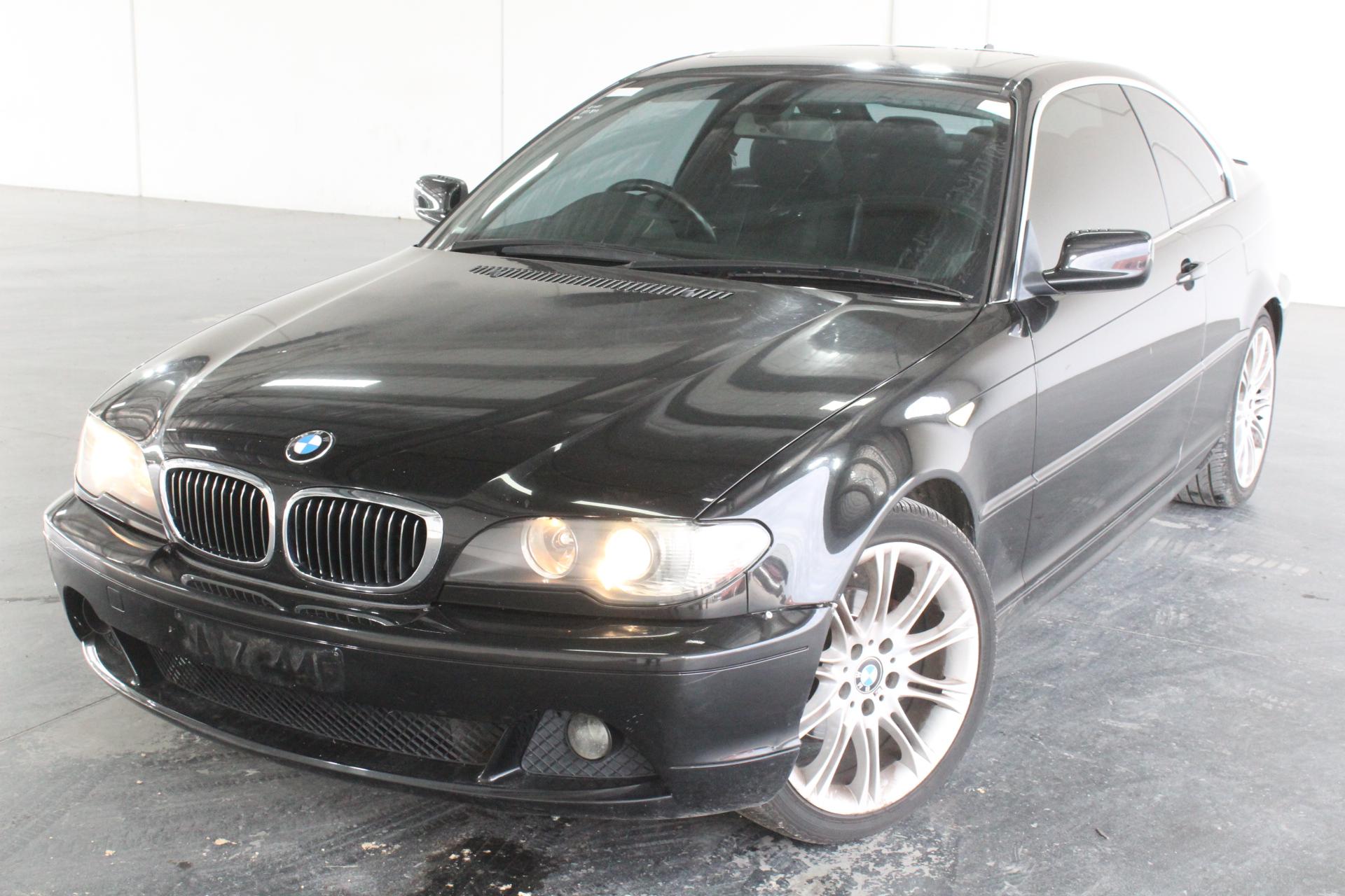 2003 BMW 320Ci 320CI E46 Automatic Coupe
