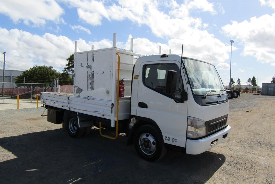 2006 Mitsubishi Canter Turbo Diesel Service Truck