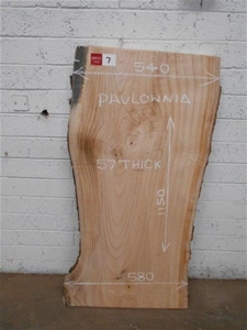 Timber Slab - Palownia