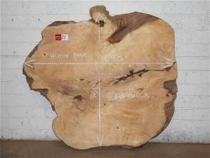 Timber Slab - Huon Pine