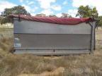 Aluminium Tefco Tipper - Damaged<