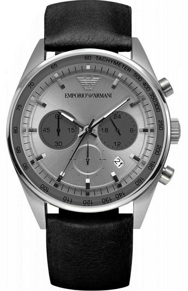 Handsome New Emporio Armani Stainless Steel Men'S Watch