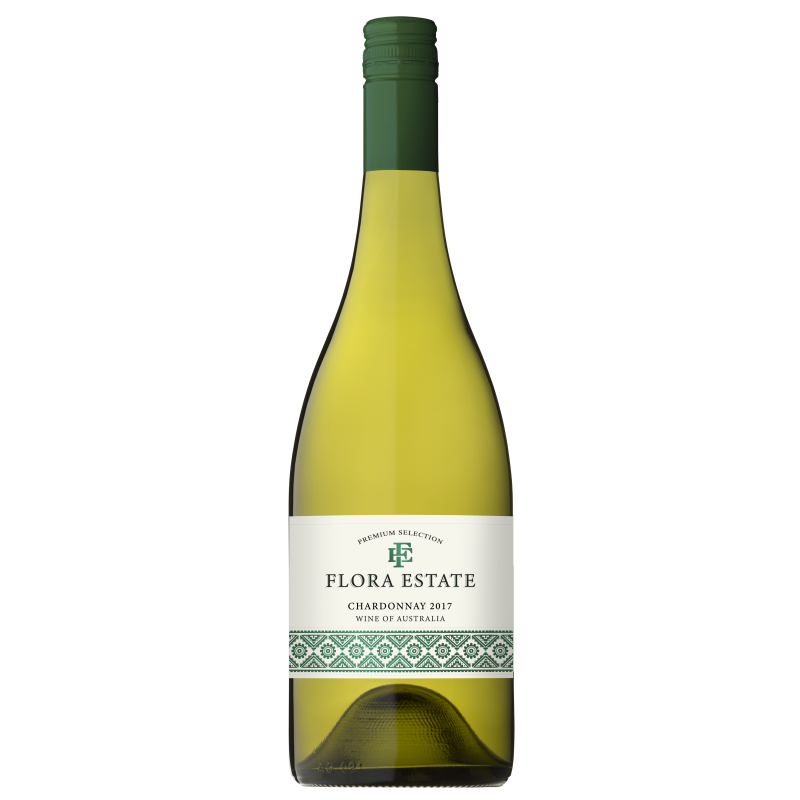 Flora Estate Chardonnay 2017 (12x 750mL), Yarra Valley.