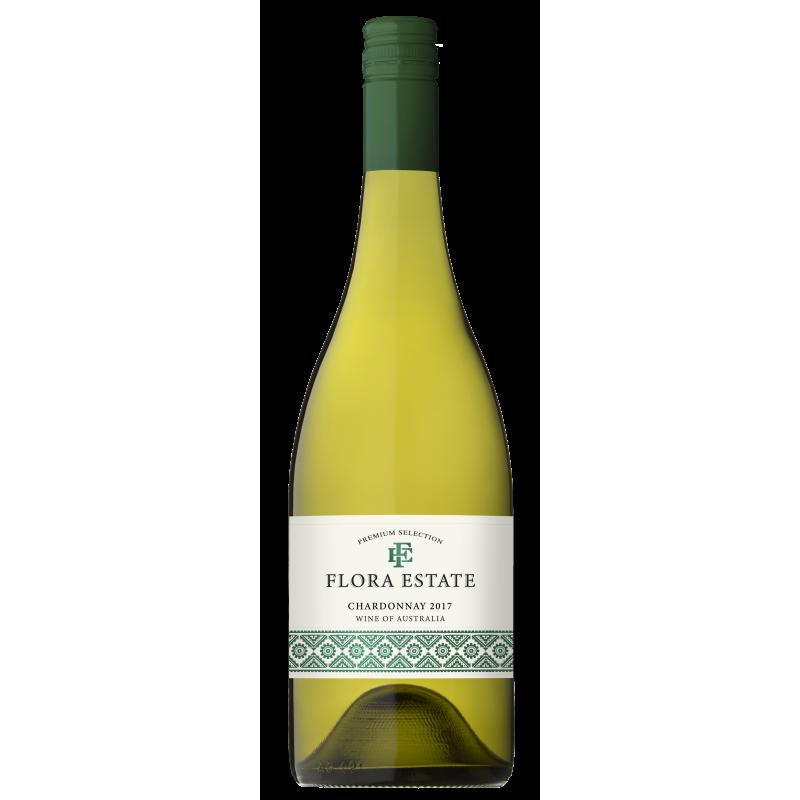 Flora Estate Chardonnay 2017 (12x 750mL), Yarra Valley.