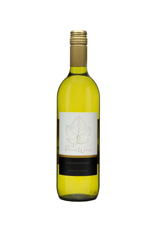 Pioneer Wines Chardonnay 2017 (12x 750mL), Hunter Valley.