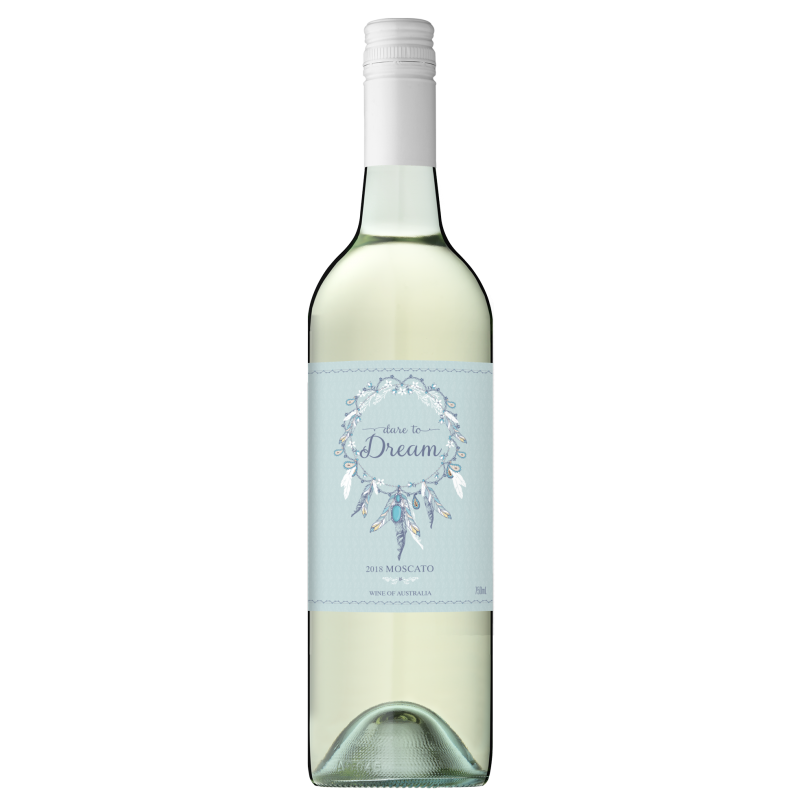 Dare To Dream Moscato NV (12x 750mL), South Australia.