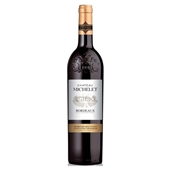 Chateau Michelet Bordeaux 2018 (6x 750mL), France.