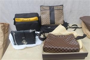 Assorted Bags/Backpacks