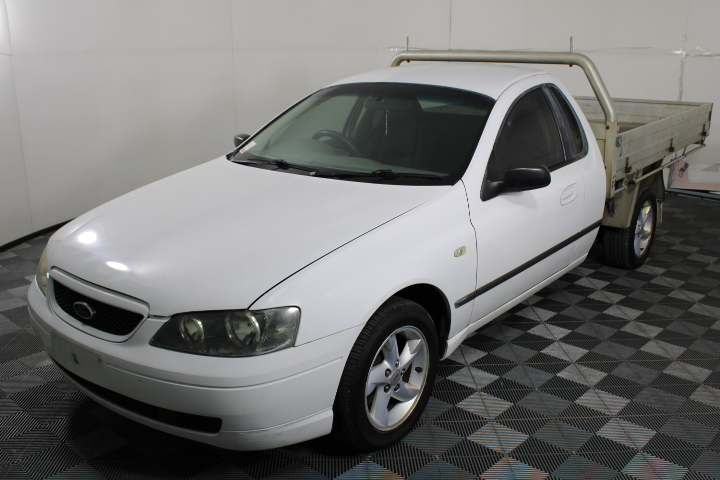2003 Ford Falcon XL BA Automatic Cab Chassis