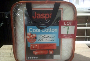 Jaspa Black Label King Size Cotton Mattr