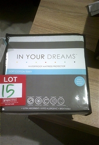 "2 units of ""In Your Dreams"" Soft Cotton"