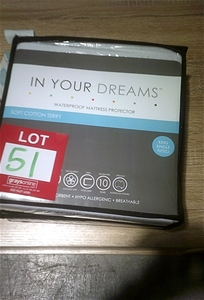 2 units of In Your Dreams Soft Cotton Te