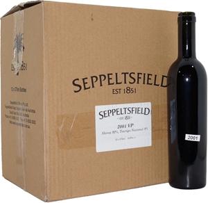 Seppeltsfield Unlabelled Vintage Port 20