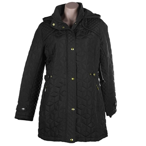 WEATHERPROOF Women`s Quilted Jacket w/ A