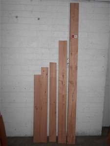 Assorted furniture board pack (5 boards)