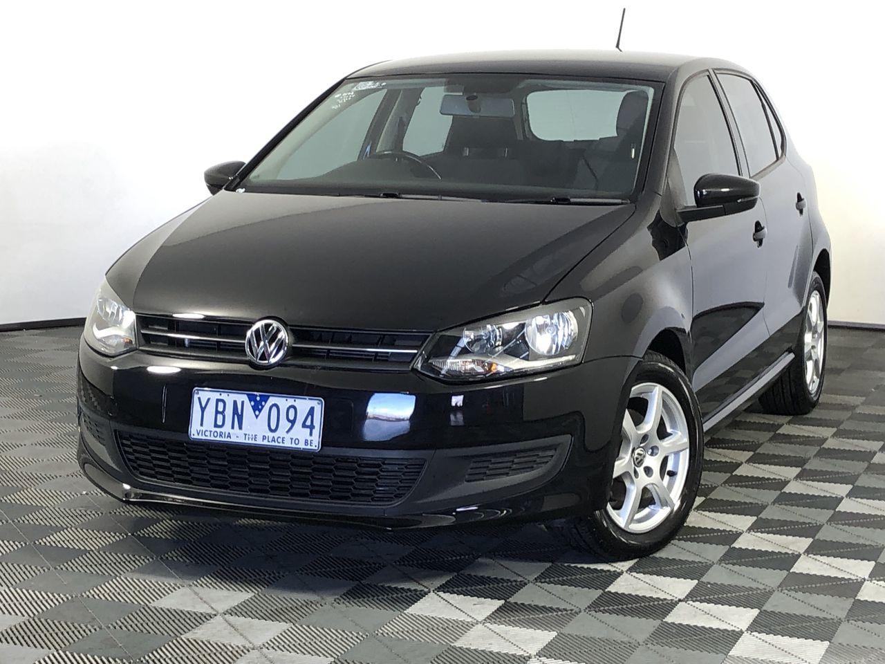 2011 Volkswagen Polo 66 TDI Comfortline 6R Turbo Diesel Automatic Hatchback