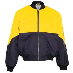 VISITEC Flying Jacket, Size M, Zip Front