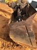 Turners Engineering Hydraulic Tilting Mud bucket. 80mm pins, 325 between th