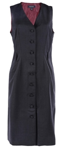 3 x STYLECORP Ladies Button Front Dress,
