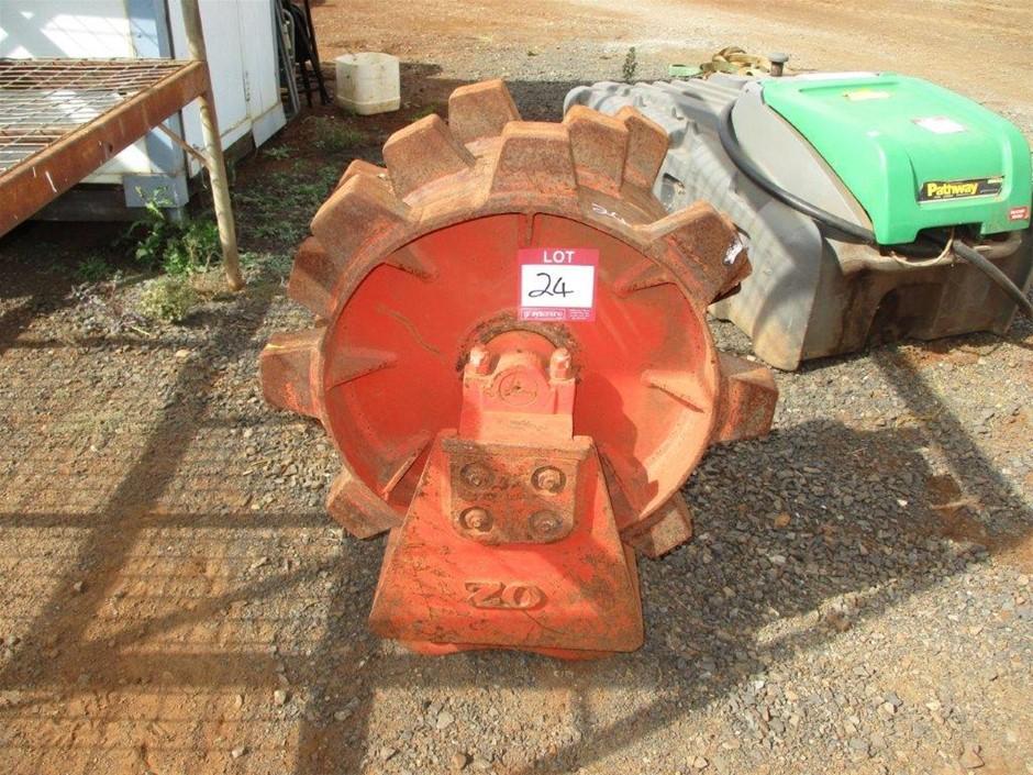 OZ Compactor Wheel