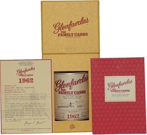 Glenfarclas Family Cask Single Malt Scot