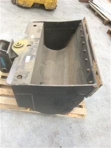 Hydraulic Tilting Excavator Mud Bucket