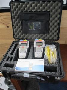 3x Assorted Test Units