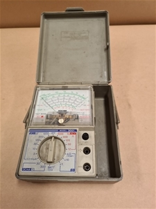Nishizawa Model 3001 Multimeter Tester