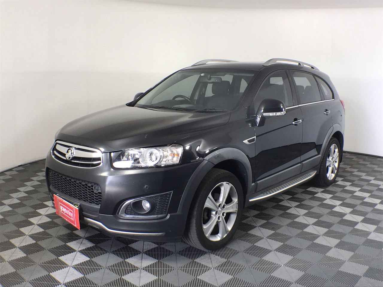2015 Holden Captiva 7 LTZ AWD CG II Turbo Diesel Automatic 7 Seats Wagon