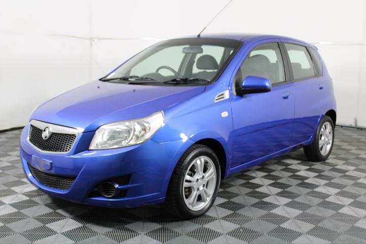2010 Holden Barina TK Hatchback 113,635km